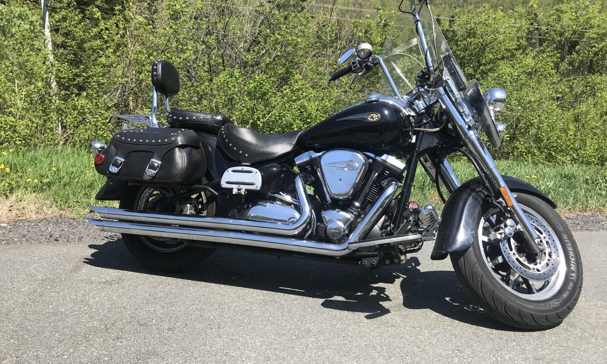 Yamaha Road Star XV1700
